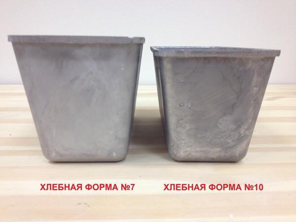 Сравнение формы №7 и формы №10