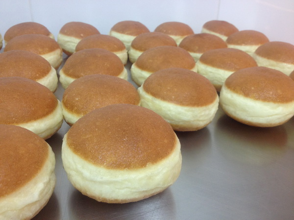 Пончики берлинеры