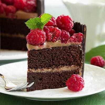 Смесь для шоколадного бисквита