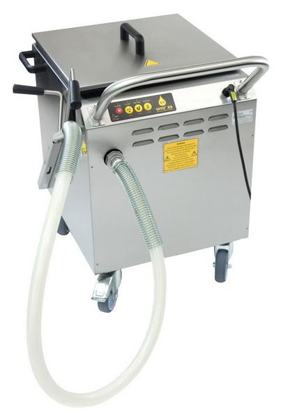 Аппарат для фильтрации фритюрного масла XS