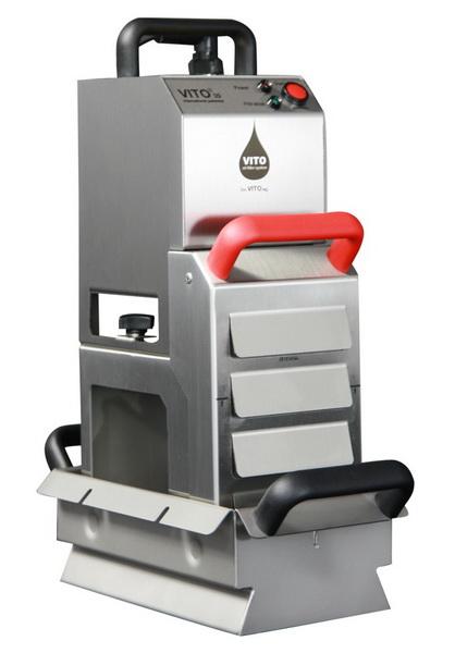 Аппарат для фильтрации фритюрного масла VITO30