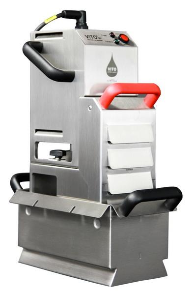 Аппарат для фильтрации фритюрного масла VITO50